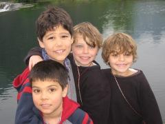 3-31 Boys river