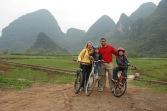 3-31 Family bikes