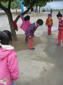 3-31 Girls jump rope