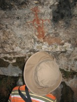 7-17 Real Pueblo pictograph