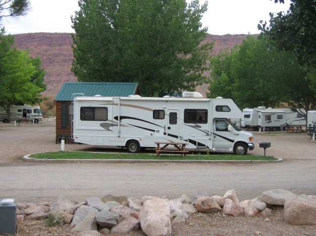7-17 RV Moab RV Resort