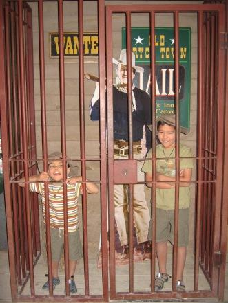 7-19 Aidan & Nathan jail