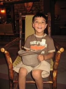 7-19 Aidan rocking chair