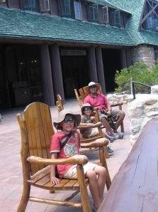 7-19 Boys Bryce Canyon Lodge