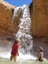 7-19 Boys waterfall
