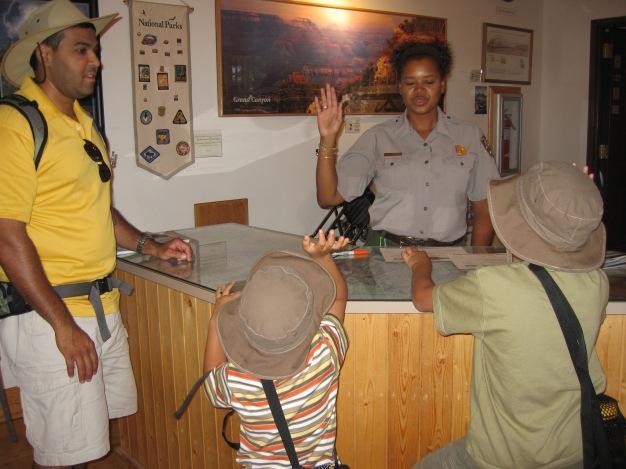7-20 Boys Jr Ranger oath resized
