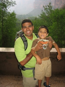 7-22 Neerav & Aidan Weeping