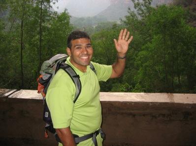 7-22 Neerav Weeping Rock