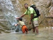 7-23 Aidan waterfall horizonta