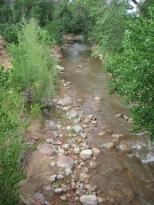 7-23 Virgin River clear