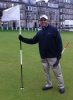 Neerav golfing