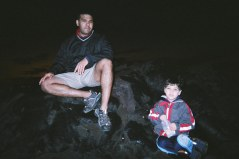 12-20-06 Neerav & Aidan rocks night