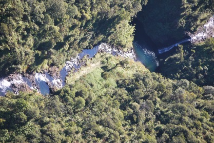 12-5-08 Waterfall pools