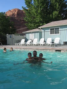 7-15 Boys pool