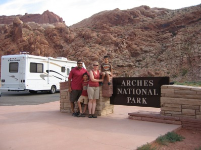 7-16 Group Arches entrance