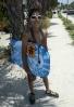 Aidan with boogie board