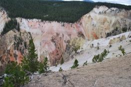 8-13-10 Colorful canyon walls