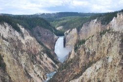 8-13-10 Lower Falls canyon horizontal