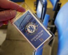 Pass to tour Stamford Bridge.