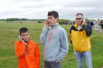 The audio tour is included at Stonehenge. It helps to explain what you're looking at... they're not just rocks!