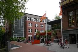 Stayokay Youth Hostel in Vondelpark.