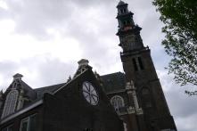 Westerkerk Church near Anne Frank House