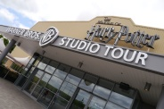 The Warner Bros. Studio - located 20 miles outside of London in Leavensden - is where the majority of the eight Harry Potter movies were shot.