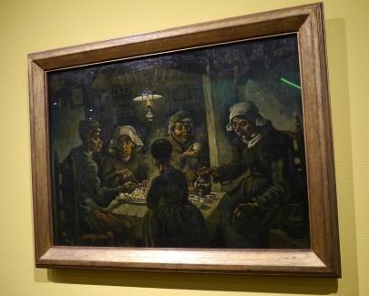 The Potato Eaters.