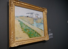 The Langlois Bridge.