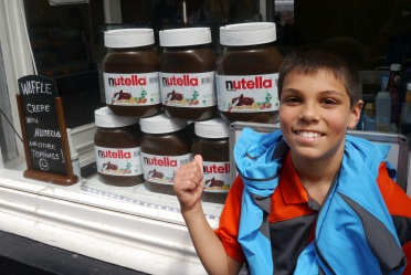 Even Costco doesn't have Nutella like this!