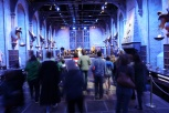 The Great Hall seems smaller than how it appears on the big screen.