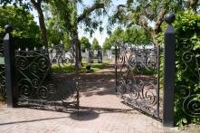 Cemetery in Bierum