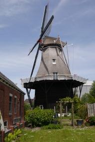 Windmill in Zeerijp