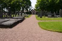 Cemetery in 't Zandt