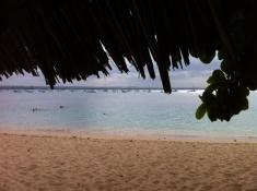 Beach at Dar es Salaam Yacht Club