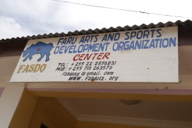 FASDO Center in Dar es Salaam