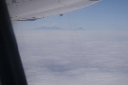Mt. Kilimanjaro in the distance