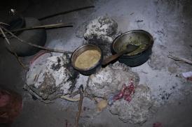 Dark Datoga kitchen