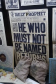Copy of the Daily Prophet.