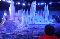 This model of Hogwarts is spectacular!