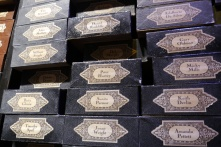 In a room of 8000 wands belonging to every person who worked on the 8 movies, we find Daniel Radcliffe's wand.