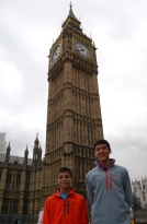 Finally, something taller than Nathan! :)