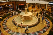 Dubai's version of a mall food court.