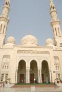 Entrance to Jumeirah Mosque