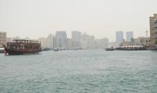 The Creek through Old Dubai