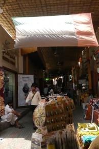 Entrance to Spice Souk