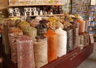 Spice vendor