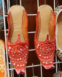 Slippers just like Aladdin