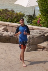 """Nathan assessment of Leap of Faith - """"thumbs up."""""""