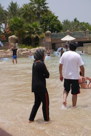 Swimwear for Muslim women